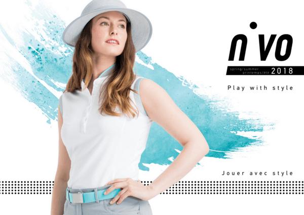 Catálogo/Lookbook Nivo SS2018
